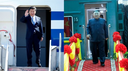 Xi Jinping arrives in North Korea in plane, may embarrass Kim Jong Un