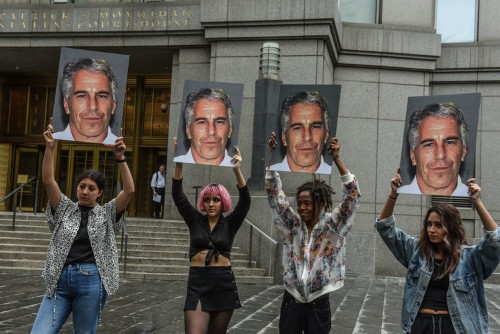Jeffrey Epstein's charities donated over $800,000 to MIT