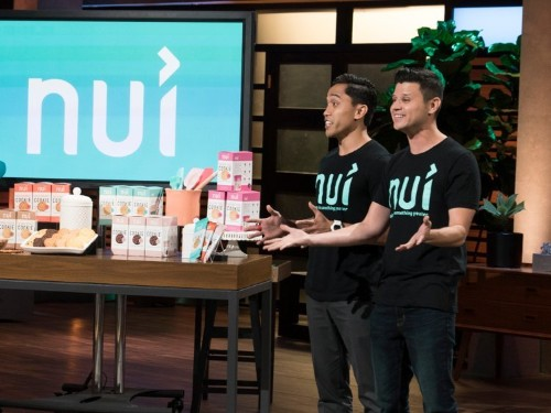The founders of a cookie startup used a rehearsal trick from Beyoncé to conquer their nerves before going on 'Shark Tank' — and won $300,000 from Alex Rodriguez