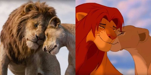 'Lion King' stars say how they were influenced by the original movie