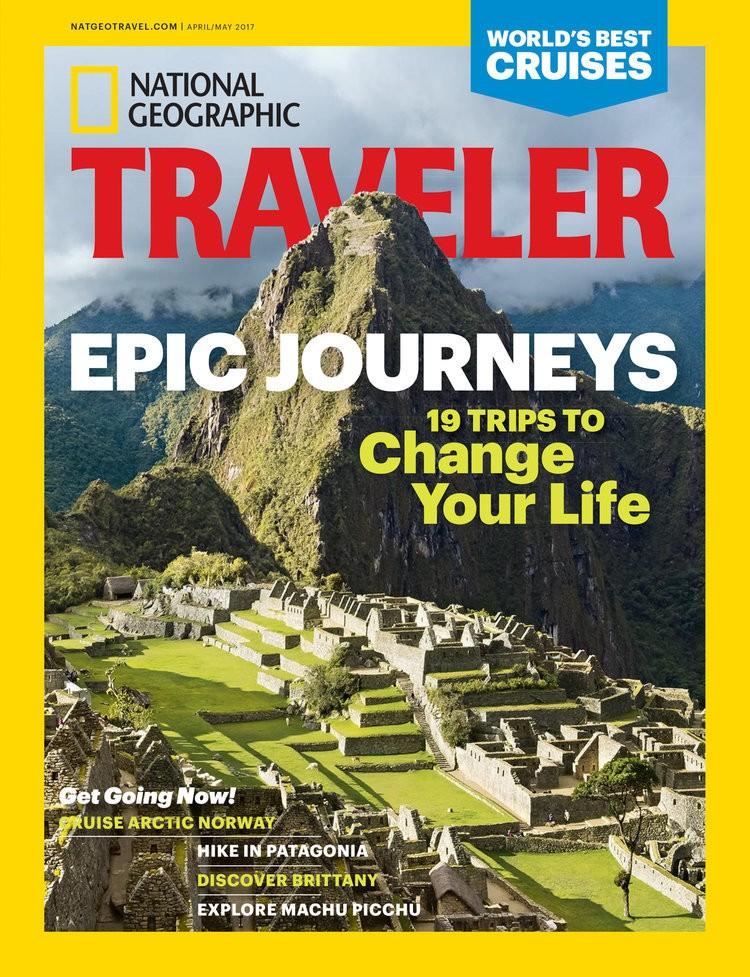 C2 Cruise Travel - Magazine cover