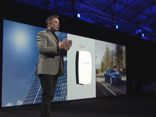 How Tesla's rechargeable battery that can power your home works