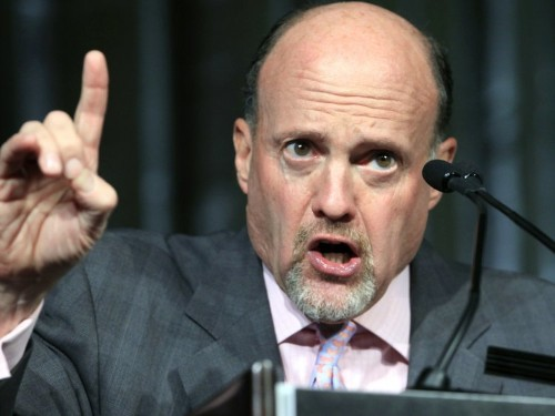 Where Jim Cramer says young people should invest their first $10,000