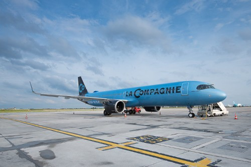 La Compagnie all business-class airline cofounder interview