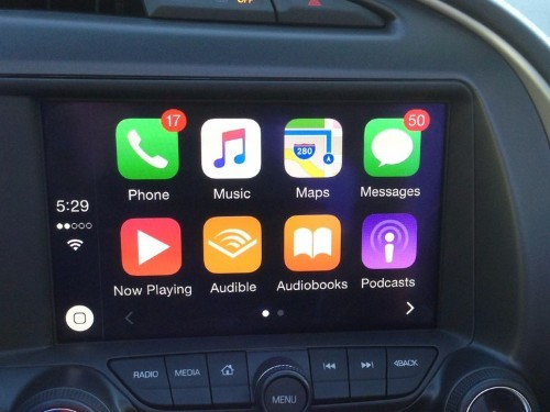 Apple CarPlay could completely disrupt the auto industry in one important way — and we tried it