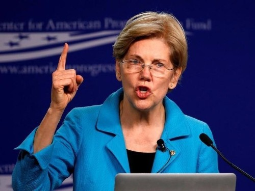 Elizabeth Warren: Companies like Apple are 'running out of places to hide'