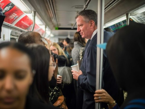 Science says chatting with strangers on your morning commute can make you happier