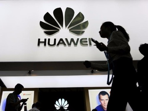 Leading Chinese mobile company Huawei is developing its own OS