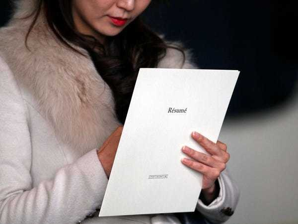 Resumes are overrated for startup hiring - Business Insider