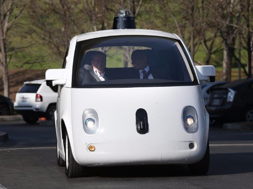 Google says it will need 'a lot of help' on the 'next stage' of its self-driving cars