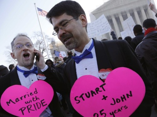 Now That DOMA Has Been Overturned, Same-Sex Couples Are Confused About Claiming Social Security
