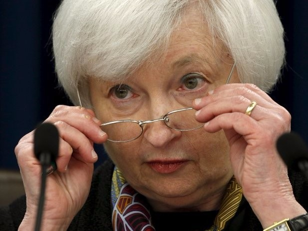 There's a big disagreement taking place at the Fed