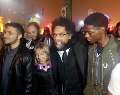 Cornel West Has Reportedly Been Arrested In Ferguson, Missouri