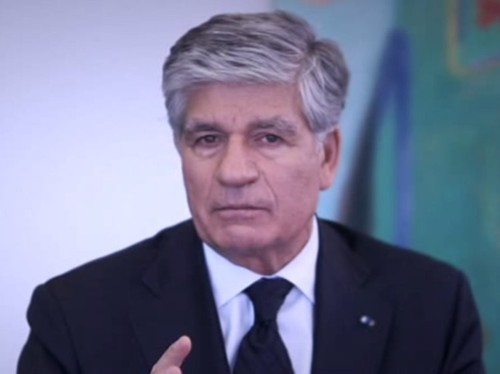 Advertising company Publicis Groupe said a 'surprising' number of clients have been canceling ad campaigns — now its stock is tumbling