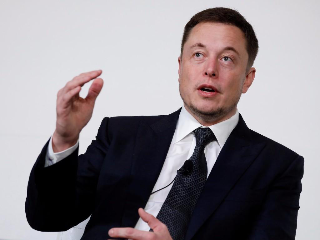 Elon Musk - Magazine cover