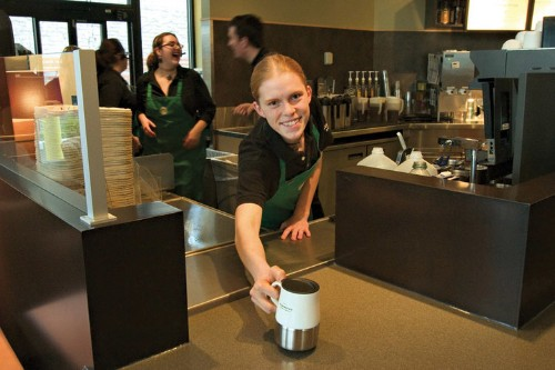 Now You Can Tweet A Free Cup Of Starbucks Coffee To Anyone
