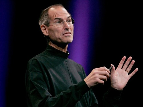 A new unreleased video of Steve Jobs shows him inspiring the original iPhone team before its launch