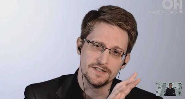 Edward Snowden: Israeli spyware was used to track and eventually kill Jamal Khashoggi - Business Insider