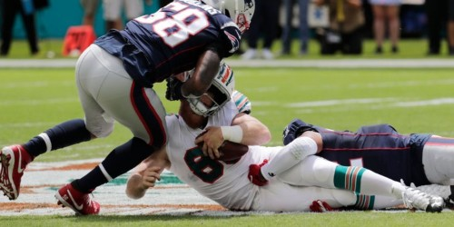 Miami Dolphins shut out vs. Patriots 43-0 as tanking efforts continue