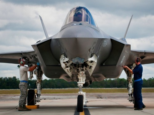 The Air Force's $400 billion warplane is getting delayed for another year