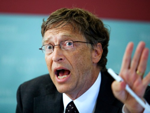 Bill Gates thinks AI taking everyone's jobs could be a good thing (MSFT)