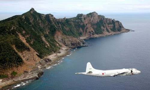 China looks like it's getting ready to declare an anti-aircraft defense zone near Japan