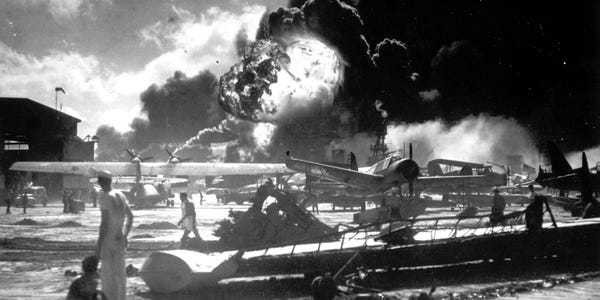 Operation Vengeance: US kills Pearl Harbor planner Isoroku Yamamoto - Business Insider