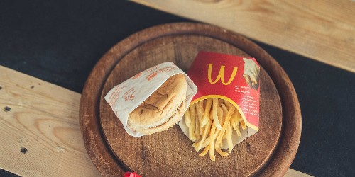 This McDonald's meal is 6 years old — and looks completely fresh