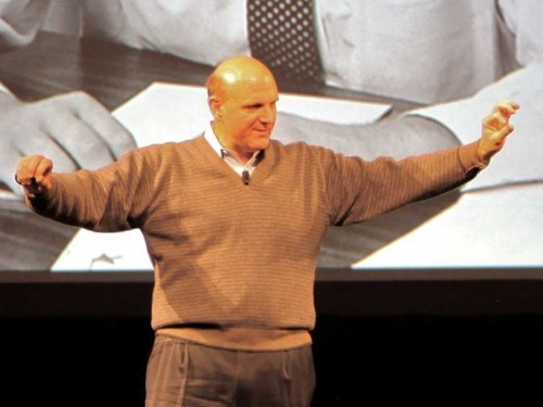 Why Steve Ballmer Is Out