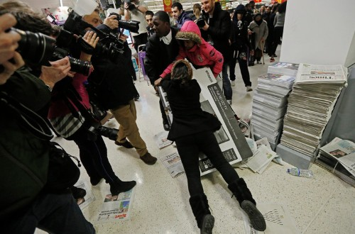 Black Friday's ultra-discounted deals have devolved into fistfights. Here's why shoppers can behave so badly.