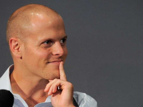 Tim Ferriss Uses This Simple Productivity Hack To Organize His Days