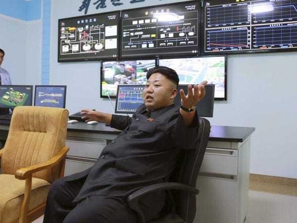It's Alarmingly Easy To Take North Korea's Internet Offline - Business Insider