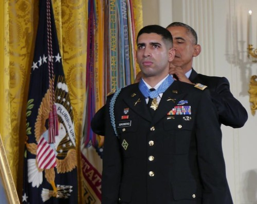 Navy SEAL details the harrowing mission that earned him a Medal of Honor