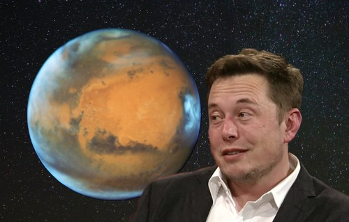 Elon Musk is about to unveil his plan to colonize Mars with SpaceX