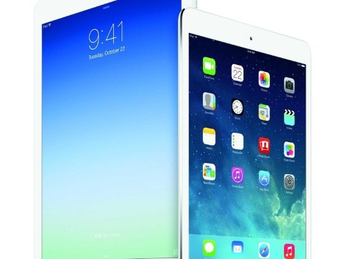 Big, Beautiful Photos Of Apple's New iPad Air And iPad Mini
