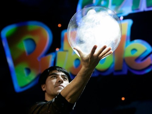 Here are the 5 biggest bubbles in markets today