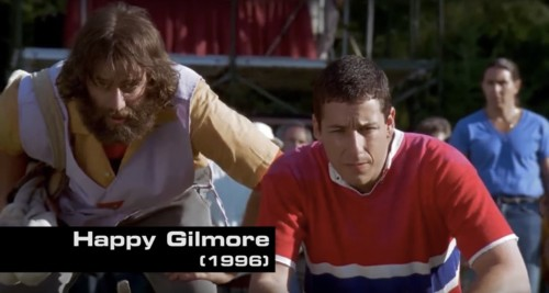 One dedicated fan went to a lot of trouble to prove every Adam Sandler movie is connected