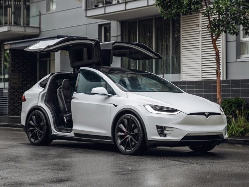 Tesla cut prices for the Models S and Model X
