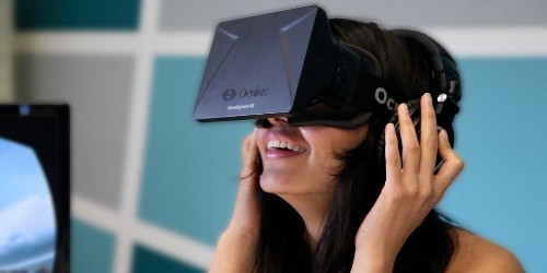 The Oculus Rift Virtual Reality Headset Will Blow Your Mind