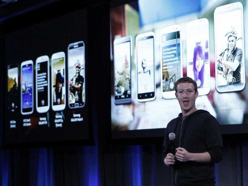 Facebook's History Of Huge Product Launches That Go Nowhere