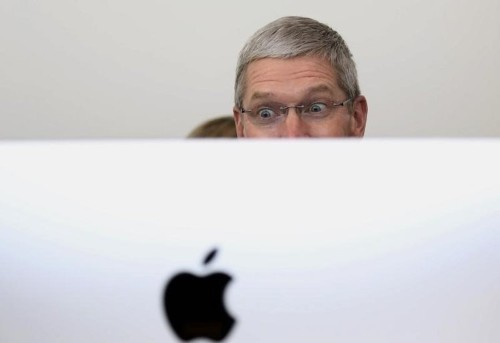 Apple Mac sales are slowing down for the first time in 2 years