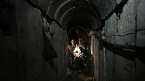 Hamas' Massive Network Of Underground Tunnels Is A Military Game-Changer