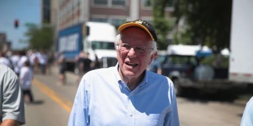 Bernie Sanders calls immigration surge a 'serious problem'