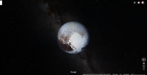 A little-known feature in Google Maps lets you explore planets and moons in our local solar system — here's how to find it