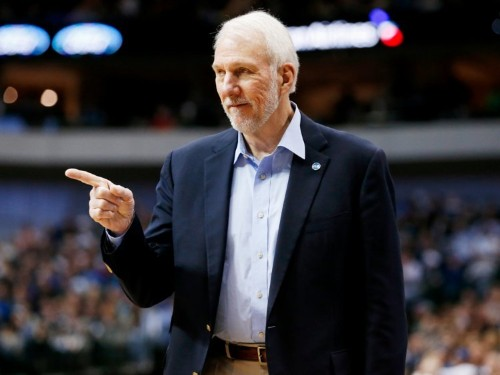 Gregg Popovich broke down what he looks for in players, and it was an inspiring life lesson