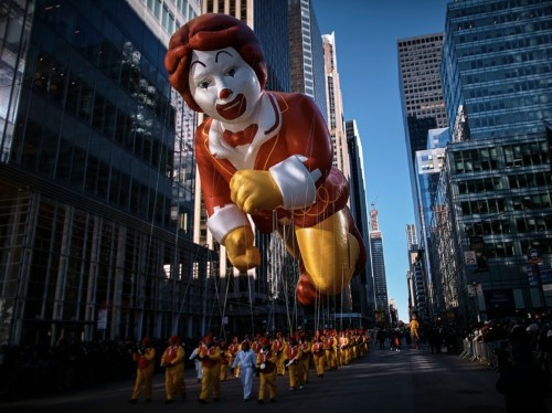 A crazy campaign stunt contributed to McDonald's relationship with its agency breaking down