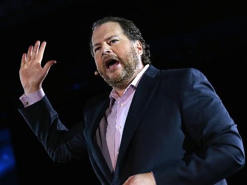 Salesforce founder Marc Benioff says Facebook should be broken up - Business Insider