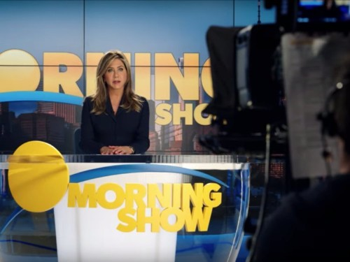 Apple's new trailer for The Morning Show introduces us to cast: VIDEO