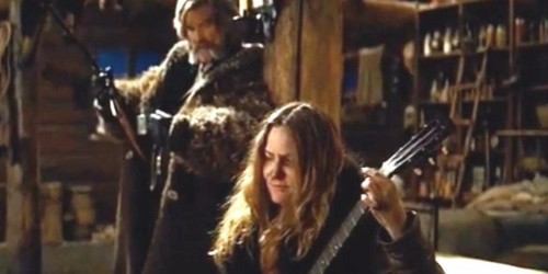 Kurt Russell destroyed a priceless 145-year-old guitar on the set of 'The Hateful Eight' — and the manufacturer is furious