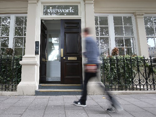 WeWork tenants warned about phone booths with formaldehyde for months - Business Insider